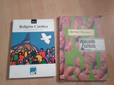 LIBROS DE RELIGION ESO-BACHILLERATO - foto