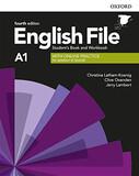 ENGLISH FILE A1  OXFORD - foto