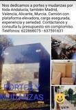 portes sevilla Huelva económicos - foto