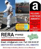 GESTION RESIDUOS DE AMIANTO 696-66-00-07 - foto