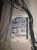 instalación de electricidad - foto
