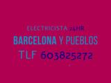Electricista barcelona 24h sn - foto