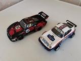 Lote 2 Porsche Scalextric - foto