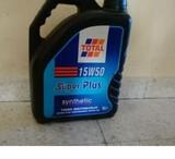 aceite total plus 15w50 sintetico - foto