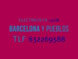 Electricista barcelona 24h db - foto