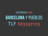 Electricista barcelona 24h av - foto