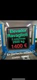 ELEVADOR RAVAGLIOLI 2COLUMNAS 2500KG - foto