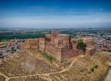 excursion castillo de monzon - foto