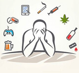 Adicciones: drogas, juego, alcohol, etc. - foto