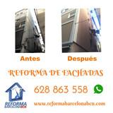 REFORMA DE FACHADAS - foto