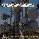 Instalador de antenas antenista - foto