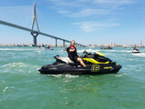 BORDIER SEADOO RXT 260 X DOBLE CASCO - foto