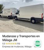 transportes y mudanzas JM - foto
