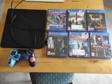 Pack ps4 slim 500gb + juegazos+ mando!!! - foto