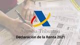 Declaracion renta 2020 - foto