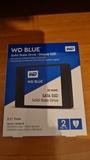 WD BLUE SSD 2TB 3D NAND