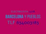 Electricista barcelona 24h zo - foto