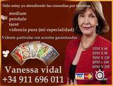 Tarot Vanessa vidal , muy económico - foto