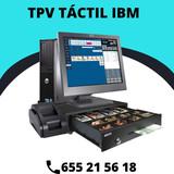 TPV IBM,  FUNCIONAMIENTO ÓPTIMO - foto