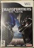 Juego Wii Transformers - foto