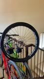 rueda de 29 pulgadas con freno de disco - foto