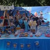 Mesa dulce en Granada - foto