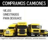 COMPRAMOS CAMIONES PARA DESGUACE - foto