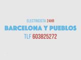 Electricista barcelona 24h sp - foto