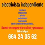 Electricista independiente - foto