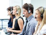 TRABAJA EN UN CALL CENTER - foto