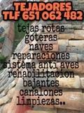Goteras. reparacion tejados cubiertas .. - foto