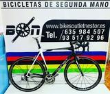 BICICLETA GHOST RACE LECTOR ULTEGRA - foto