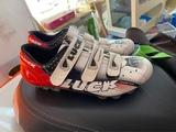 zapatos bici con calas shimano talla 42 - foto
