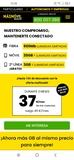 más móvil negocios - foto