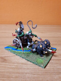 CARRO ORCO ( ORCOS Y GOBLINS WARHAMMER )