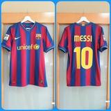 FC BARCELONA 2009/10.  S.  MESII SEXTETE - foto