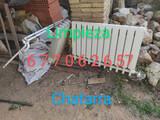 Chatarra limpiezas escombros maquinarias - foto