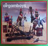 Airgamboys 008 catapulta romana - foto