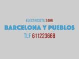 Electricista barcelona 24h gb - foto