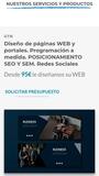 Diseño WEB y programación a medida. - foto