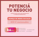 MANEJO REDES SOCIALES - foto