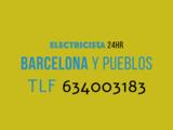 Electricista barcelona 24h ee - foto