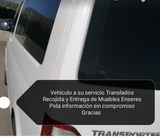 Transportes Furgon Mudanzas - foto