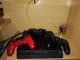 PlayStation 4 + 3 mandos - foto