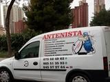 antenista San Juan de Alicante titulado - foto