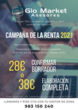 Campaña de la renta 2021 - foto
