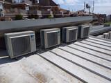 Instalaciones de aire acondicionado - foto