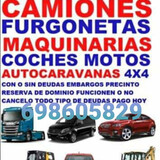 COMPRAMOS FURGONETAS COCHES MOTOS - foto