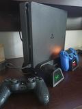 PS4 Slim 500 GB de 2020 ¡COMO NUEVA! - foto