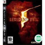 Resident Evil 5 Ps3 - foto